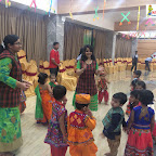 Navratri Celebration by Playgroup Evening Section at Witty World, Chikoowadi (2018-19)