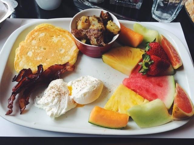 brunch montréal montreal l'avenue bonne adresse lucileinwonderland blog lifestyle food voyage restaurant pancakes