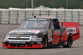 NASCAR CWTS at CTMP
