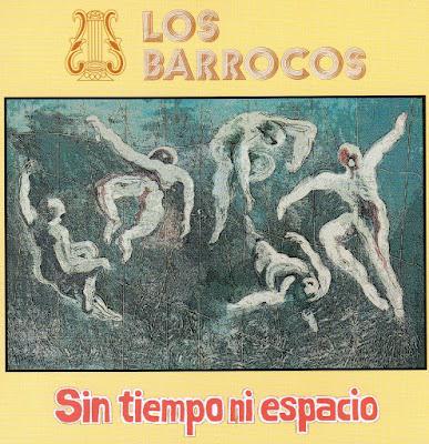 Los Barrocos ~ 1974 ~ Sin Tiempo ni Espacio