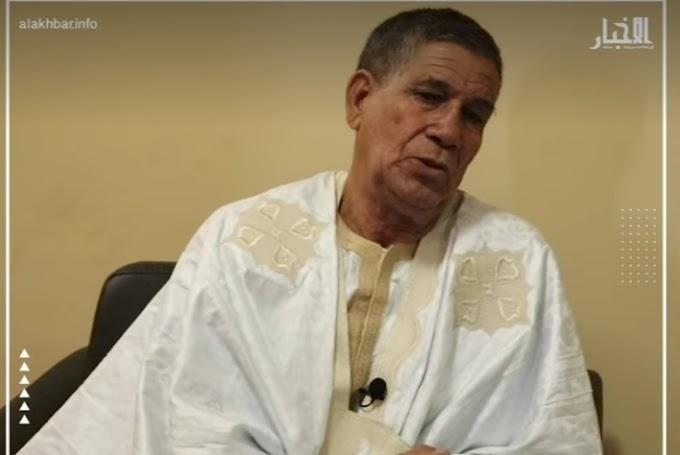Bachir asegura que las relaciones diplomáticas entre la RASD y Nuakchot se han mejorado después de la llegada de Ould Ghazouani.