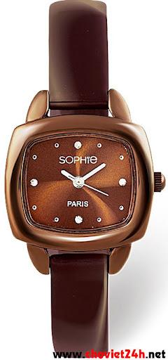 Đồng hồ thời trang nữ Sophie Bronia - WPU198