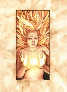 Sol Goddess Of The Sun, Gods And Goddesses 7