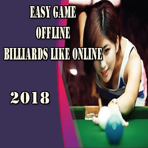 Billiard Offline latest 2018
