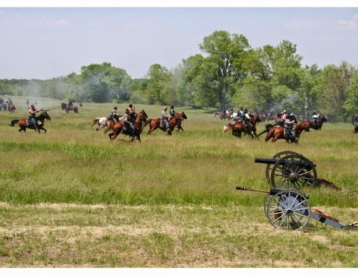 Battle Of Westport Visitor Center And Museum In Missouri