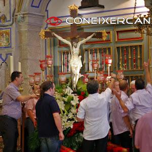 Pujá del Cristo 2015