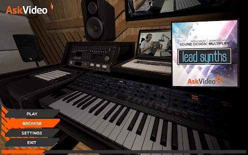 Download Lead Synths Course For Dance Music Sound Design For PC Windows and Mac apk screenshot 1
