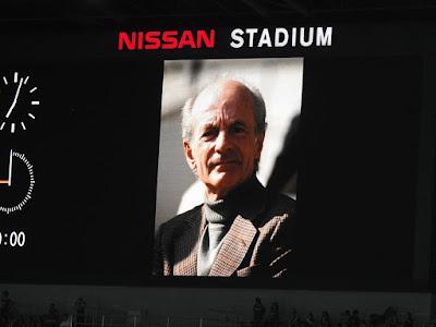 日本サッカーの発展に貢献してくださった、クラマーさん