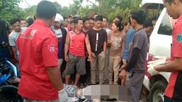 Tabrakan Mobil vs Motor Tewaskan Dua Pemuda di Batanghari