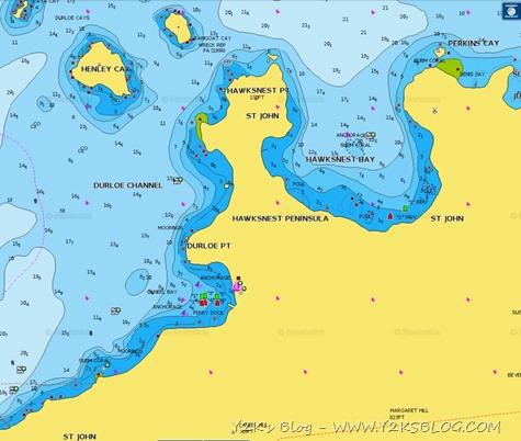 Caneel Bay - St. John - USVI