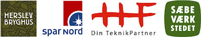 Herslev Bryghus, Spar Nord, Hans Følsgaard og Sæbeværkstedet støtter OK-NM 2013