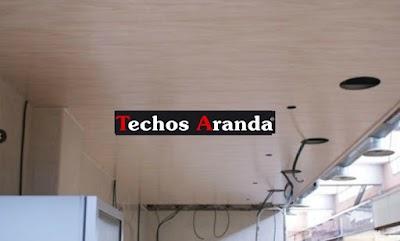 Foto de Montaje Techos Aluminio Madrid
