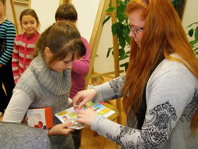 Kunstiosakonda sisseastunud laste pühitsemine 2011 - PB170405.JPG