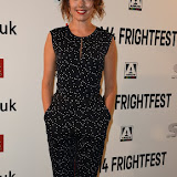 OIC - ENTSIMAGES.COM - Lisa Kerr at the Film4 Frightfest on Friday of The Unfolding UK Film Premiere at the Vue West End in London on the 28th August 2015. Photo Mobis Photos/OIC 0203 174 1069