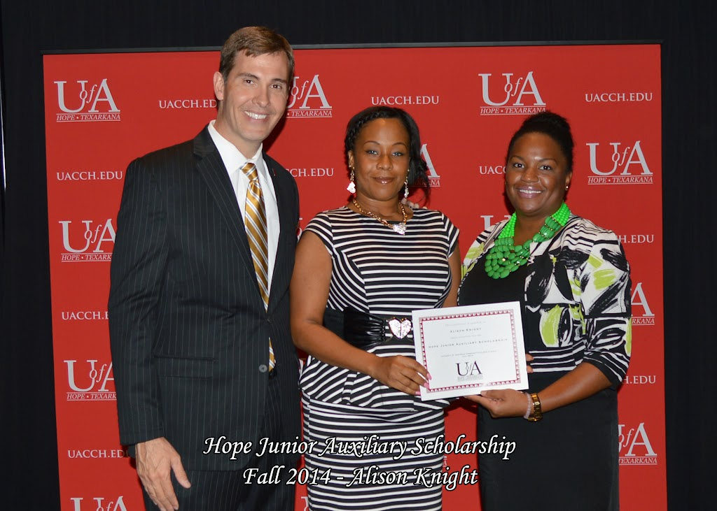 Scholarship Awards Ceremony Fall 2014 - Alison%2BKnight.jpg