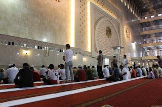 Keutamaan Mesjid Menurut Al-Quran Dan Hadits