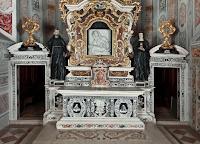 A Distinctive Seventeenth Century Altar