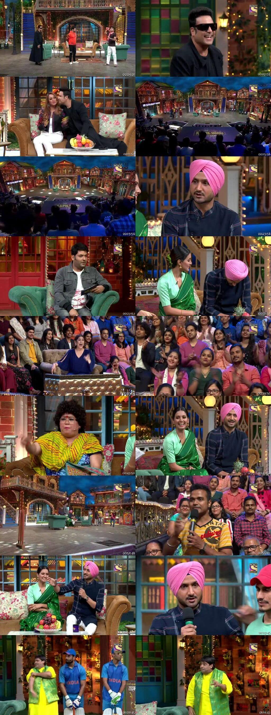 Screen Shot Of The Kapil Sharma Show 3rd November 2019 Season 02 Episode 88 300MB Watch Online
