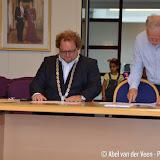 Nieuwe Pekelders ondertekenen participatieverklaring - Foto's Abel van der Veen