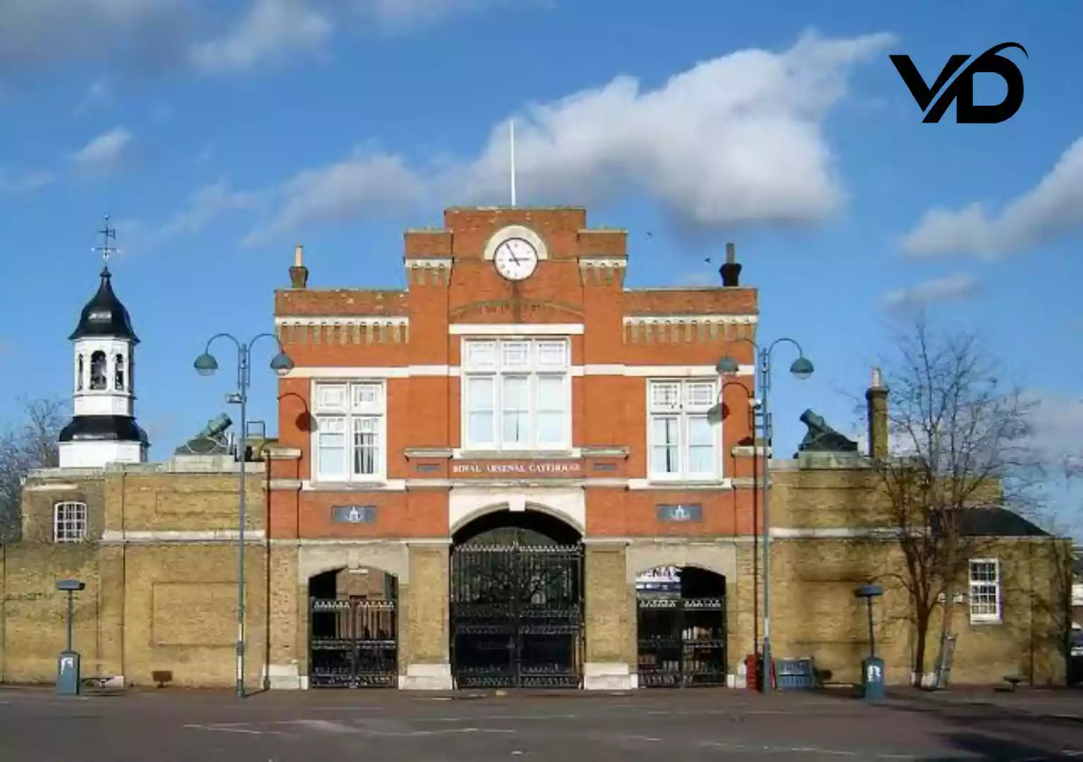 Royal Woolwich Arsenal, London