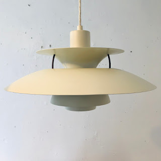 Poulsen Style Light Fixture #2