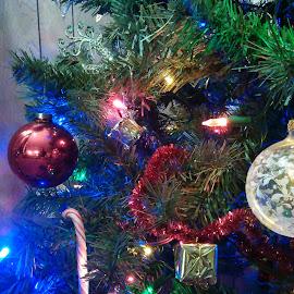 by Dawn Morri Loudermilk - Public Holidays Christmas