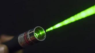 Gawat ! Gedung KPK Diserang Sinar Laser
