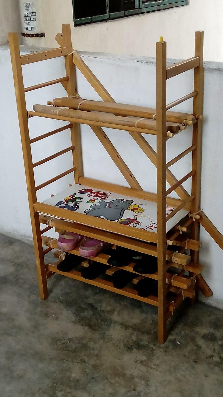 Korean Shoe Rack