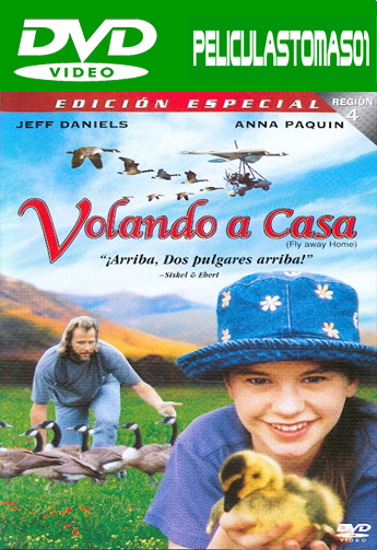 Volando a Casa (Fly Away Home) (1996) DVDRip