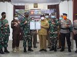 Jalan Rusak Di Padukuhan Jomblangan XIV Banjarsari, Samigaluh Menjadi Sasaran TMMD Sengkuyung Tahap II Tahun 2021 Kodim 0731/Kulon Progo