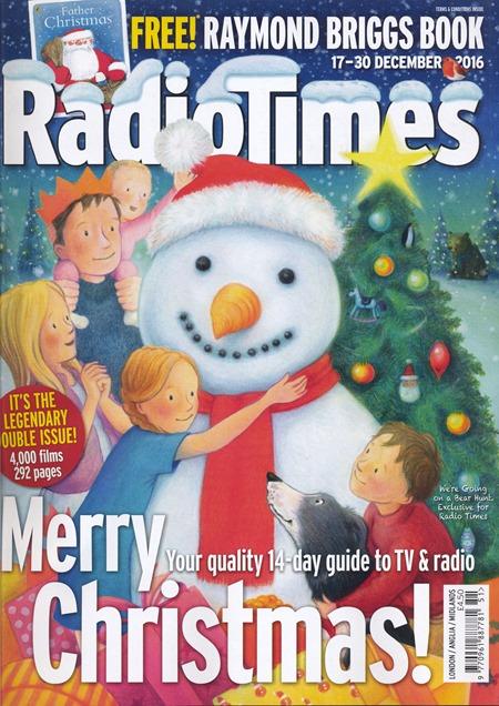 Radio Times Christmas 2016