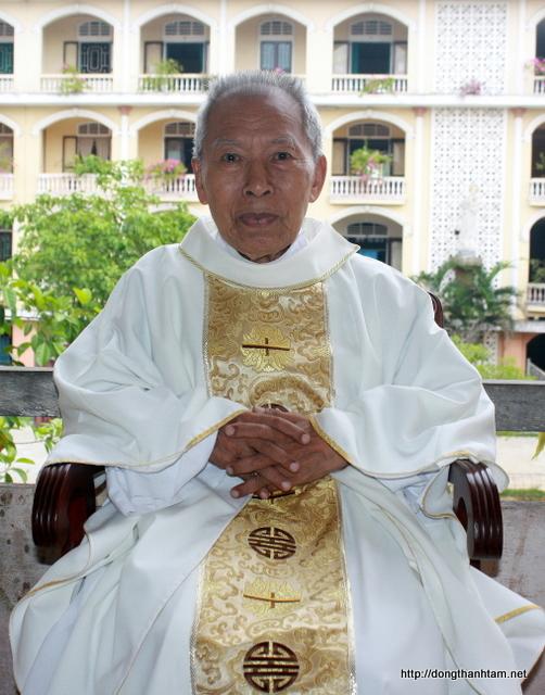 Tu sĩ Linh mục Micae Hy Nguyễn Văn Châu