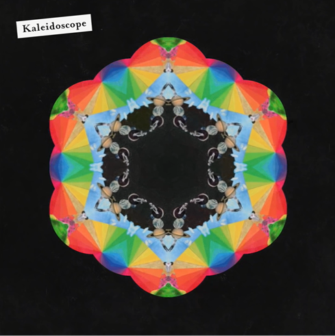 Kaleidoscope Coldplay