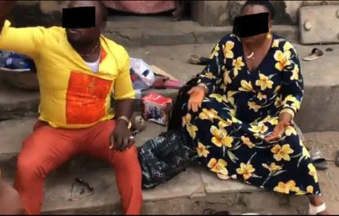Female Pastor Caught With Fetish Items In Anambra(full details)