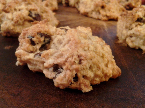 Banana Bread Breakfast Cookies Recipe
