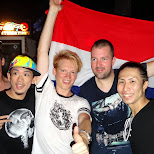 Team Japan, Matt & Brennen Heart in Toronto, Ontario, Canada
