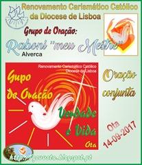 Oracao conjunta  - Alverca-Ota