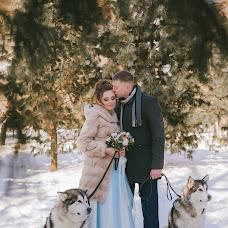 Wedding photographer Yuliya Savvateeva (JuliaRe). Photo of 06.02.2018