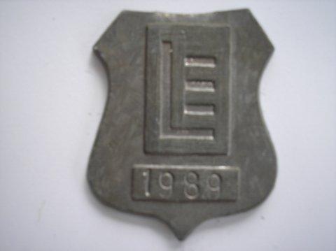 Naam: AG ElshofPlaats: OlstJaartal: 1989