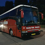 Vanhool van Veenstra Reizen bus 61