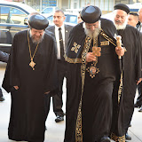 His Holiness Pope Tawadros II visit to St. Mark LA - DSC_0124.JPG