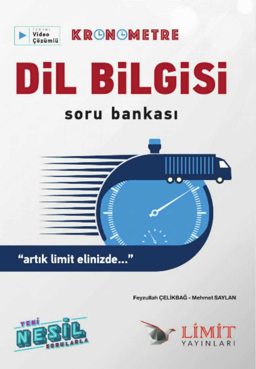 Limit Yayınları TYT Türkçe Dil Bilgisi Soru Bankası (2019-2020)