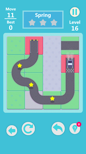 Car Puzzle-Brainstorming - screenshot