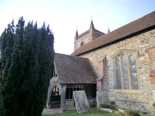CIMG1633 Church of Ss Peter and Paul, Shoreham