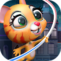 Rope Hero Cat icon