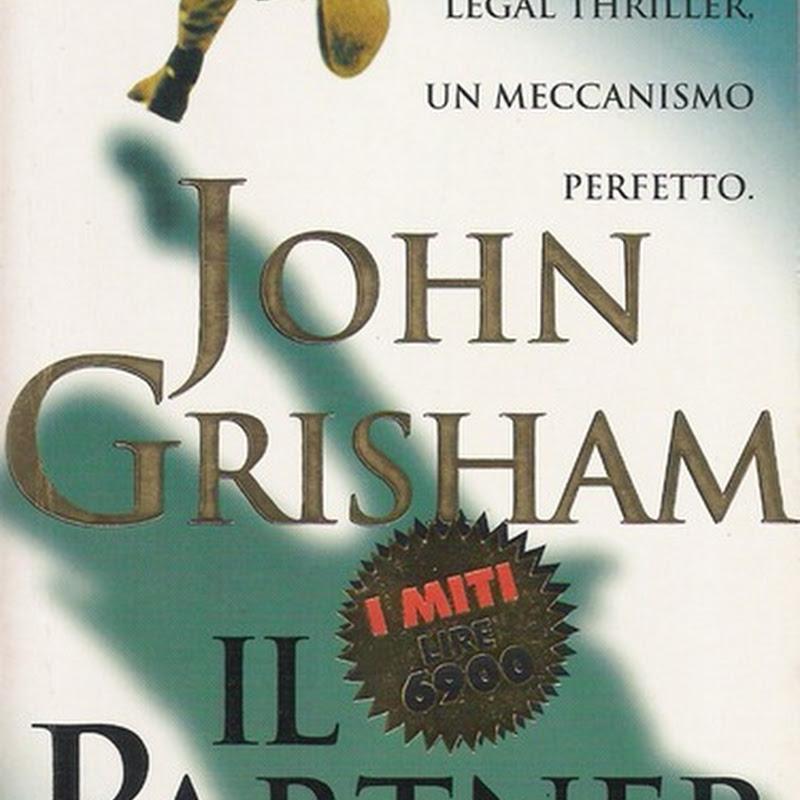 Il Partner di John Grisham è già e non a caso una movimentatissima sceneggiatura.