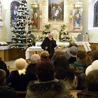 Jasličková pobožnosť v Ratkovciach