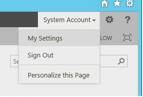 Add email address in System Account in SharePoint 2013