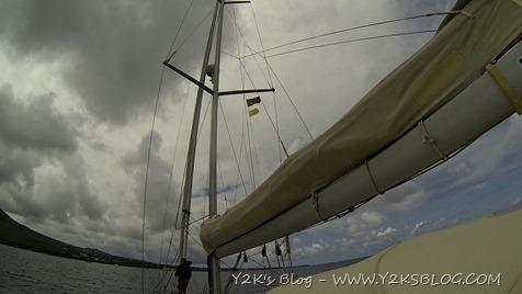 Arrivo a Nevis