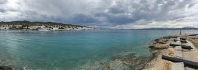 Spetses - Baltiza (Inner Harbor)